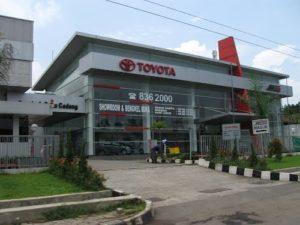 Toyota Auto2000 Bogor Yasmin