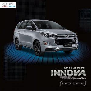 Kijang Innova TRD Limited Edition