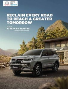 New Fortuner Terbaru 2020